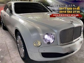 2014 Bentley Mulsanne PGA for sale