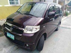 2010 Suzuki APV Type 2 GLX for sale