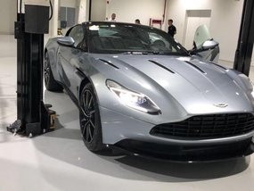 2018 ASTON MARTIN DB11 PER-OWNED FOR SALE