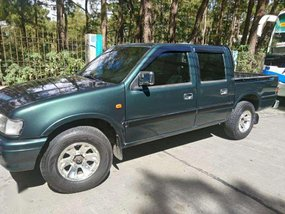 1999 Isuzu Fuego LS Manual Transmission 4JA1 engine