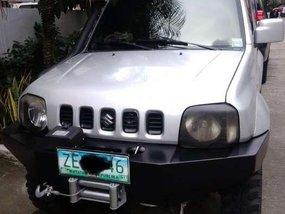 2006 Suzuki Jimny (offroad set-up) Gas engine