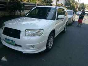 2006 Subaru Forester matic 4wd FOR SALE