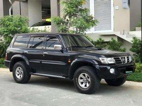 2007 series Nissan Patrol 4x4 Presidential Edition