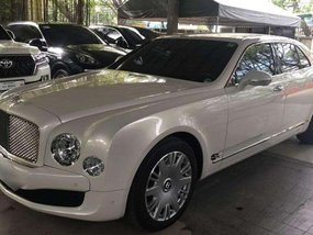 2014 Bently Mulsanne FOR SALE
