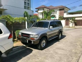 1992 TOYOTA Land Cruiser 80 FOR SALE