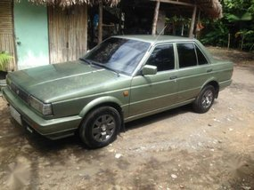 1989 Nissan Sentra Box Type Fully Restored