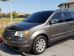 2010 Chrysler Town and Country Diesel for sale