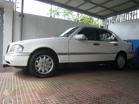 1995 MERCEDES Benz wW02 C220 automatic