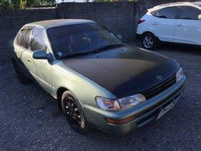 Toyota Corolla gli Manual 1996 FOR SALE