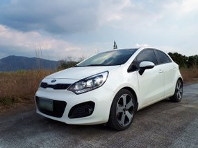 2012 Kia Rio EX AT 1.4L Hatchback for Sale