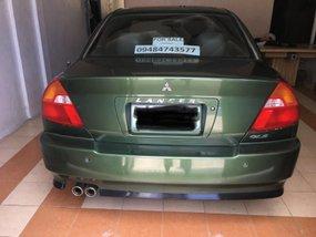 Mitsubishi Lancer gls 2002 automatic FOR SALE