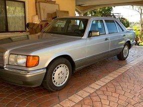 Mercedes Benz 126 300 long body