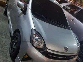 Toyota Wigo 2014 E for sale