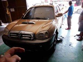 2002 Hyundai Santa Fe FOR SALE
