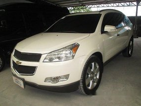Chevrolet Traverese 2012 Automatic Used for sale.