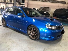 2008 Subaru Wrx sti lk hatchback 25awd tdic gas my loaded