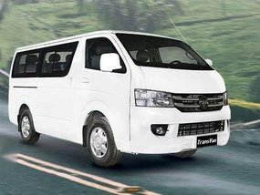 2019 Foton View Transvan and View Traveller