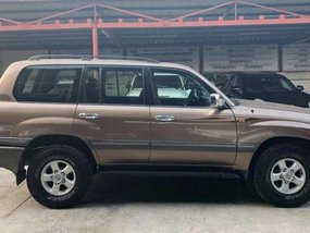 2000 Toyota Land Cruiser LC100 Local Manual Diesel Rare All Stock