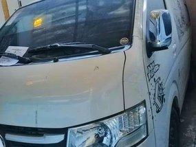 GB 1914 Foton View Transvan 2015 FOR SALE