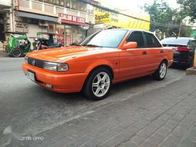 1991 Nissan Sentra ECCS For sale or swap.