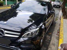 2015 Mercedes Benz C200 2.0-liter Turbo Automatic