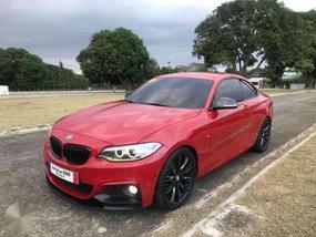 2017 BMW 220i Msports 100yrs Ltd Edition