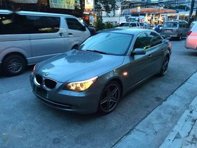 BMW 520i 2009 dual transmission Very good condition
