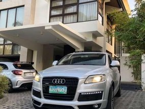 2009 Audi Q7 S Line Diesel 3.0l FOR SALE