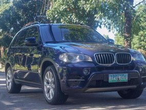 2011 BMW X5 3.0L Twin Turbo Diesel Engine