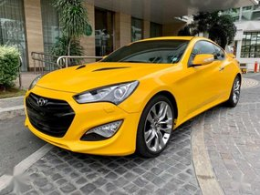2013 Hyundai Genesis Coupe 3.8L v6 Top of the line