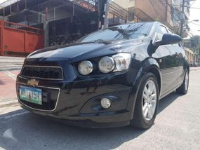 Fastbreak 2013 Chevrolet Sonic Hatchback Automatic NSG