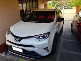 2017 Toyota RAV4 Active 4x2 A/T 2.5 L DOHC 16 Valve Dual VVTi Gasoline