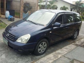 2007 Kia Carnival Good Running Condition