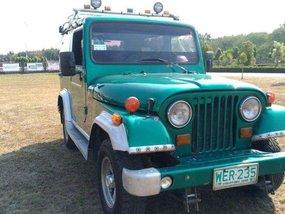 4x4 JeepWRANGLER Korando 1998 FOR SALE