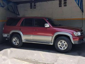 1997 Toyota 4Runner Limited Edition for sale