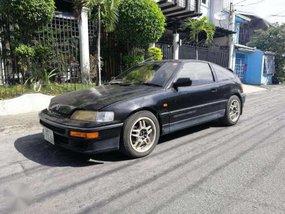 1991 Honda Crx Si FOR SALE