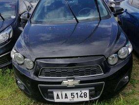 Chevrolet Sonic LTZ automatic 2014 AIA 5148
