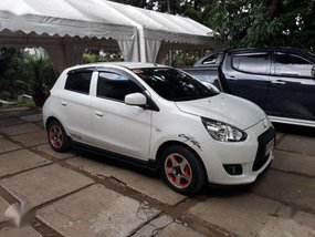 Mitsubishi Mirage hatchback 2014  FOR SALE