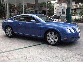2006 Bentley 2dr Coupe Continental GT 6.0Liter
