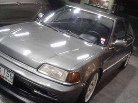 Honda CIVIC EF 1991 Hatchback Registerd