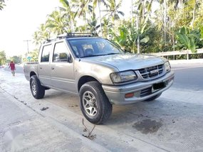 Isuzu Fuego 1999 model Diesel Manual