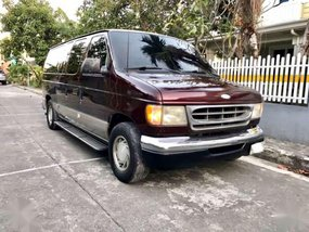 2001 Ford E150 Chateau 2004 2005 FOR SALE