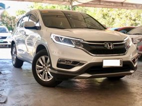 2017 Honda CRV 4x2 20 Gas Automatic ALMOST NEW