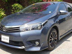 2015 Toyota Corolla Altis 2.0 V FOR SALE