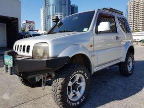 2006 Suzuki Jimny 4x4 manual transmission for sale
