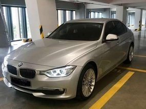 2016 BMW 320d Luxury Casa maintained