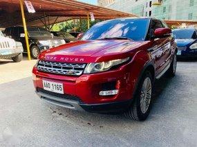 2013 Land Rover Range Rover Evoque for sale