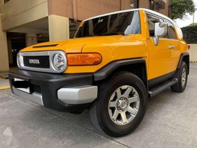 2017 Toyota FJ Cruiser AT 4x4 for sale