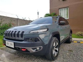 2016 Jeep Trailhawk for sale