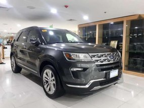 2019 Ford Explorer 2.3L Limited 4x2 Ecoboost AT